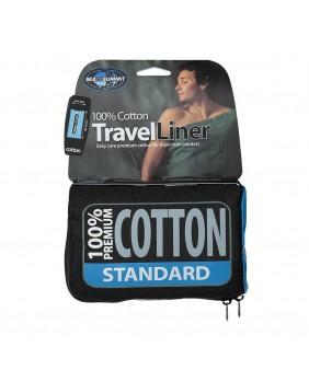 Drap de sac Coton rect.